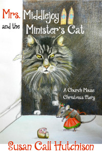 Cover of the book, Mrs. Middlejoy and the Minister's Cat