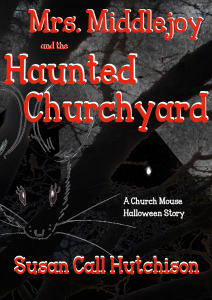 Cover of Mrs. Middlejoy and the Haunted Churchyard
